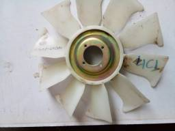 Helice radiador empilhadeira