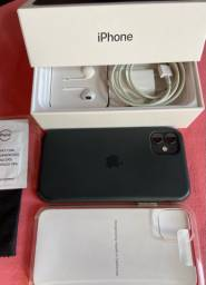IPhone 11 256 GB Com NF completo.leia