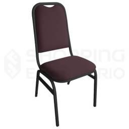 Cadeira para eventos ou sala de treinamento