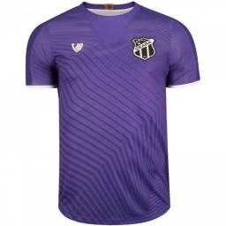 Título do anúncio: Camisa Ceará Goleiro Roxa Oficial 2020