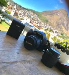 Câmera Canon Rebel T3 EOS