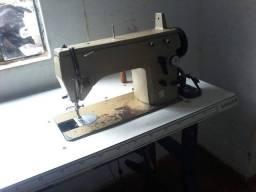 Maquina de costura semi industrial singer