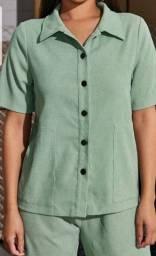 Título do anúncio: Conjunto Calça e Camisa