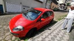 Punto Sporting 1.8 vermelho