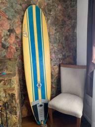 Prancha de surf - Funboard - Acessórios