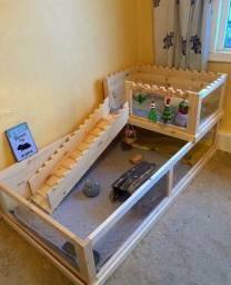 Viveiro casinhas para roedores