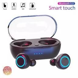 Título do anúncio: Fone Bluetooth 5.0  y50 lacrado
