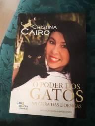 Livro novo Cristina Cairo