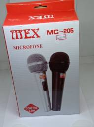Título do anúncio: Microfone mex MC-205