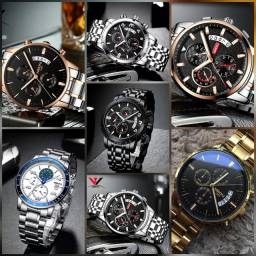 Título do anúncio: Relógio Nibosi Original- A partir 149,90 - Consulte
