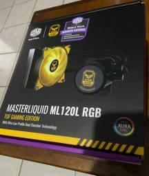 WATER COOLER Cooler Master ML120L RGB - TUF GAMING