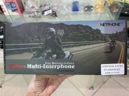 Par de Intercomunicador moto