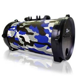 Caixa de som bluetooth RW9 bazuca 15W MB54230 MBTech