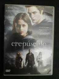 Título do anúncio: DVD do primeiro filme do Crepúsculo lacrado dual áudio