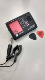 Afinador de violão . 3 em 1 . Accord AMT-520B