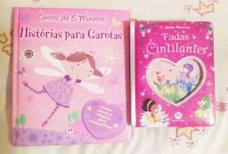 Dois livros infantis menina 15