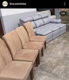 Reforma de sofás ,estofados em geral.