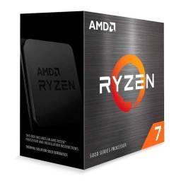 Título do anúncio: Ryzen 7 5800X poucos meses de uso/ C NF de R$ 2800
