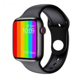 Relógio inteligente Smartwatch W26 44mm