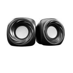 Título do anúncio: Caixa de som para PC deltavog maxprint (loja em Maracanaú)