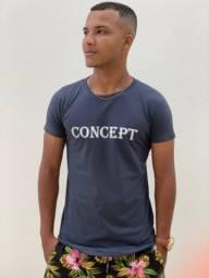 Camiseta Long Nova Coleção Concept