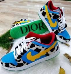 Título do anúncio: Nike dior, novo em ótimo estado!!