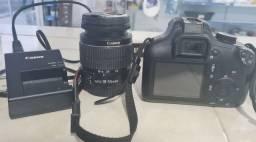 Título do anúncio: Câmera EOS Rebel T100