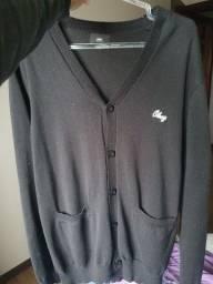 Título do anúncio: OBEY sweater moletom cardigan