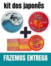 Título do anúncio: Kit japonês