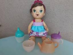 Baby alive hora do chá