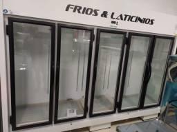 Título do anúncio: Expositor refrigerado 5 portas pronta entrega *douglas