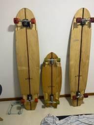Hangboard e simuladores de surf