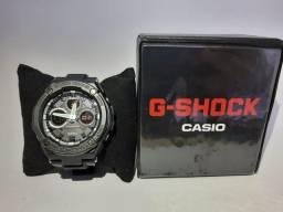 Título do anúncio: G-Shock Metal Preto