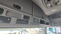 Título do anúncio: MB Actros 2546 6x2 Leito teto alto Completo 2018 Mola motor nacional em Linha Selectrucks