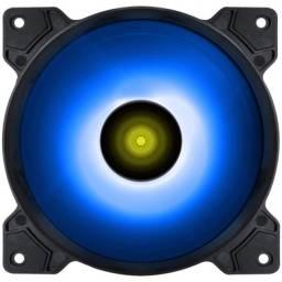 Título do anúncio: fan/cooler gamer v.light 4 pontos de led azul