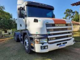 Scania  T114 6x2 2005 com ar condicionado