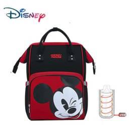 Bolsa Maternidade Disney - Mickey Preta