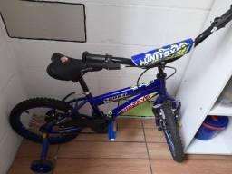 Bicicleta unitoys seminova