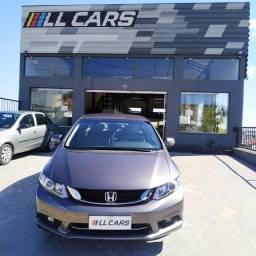Título do anúncio: Civic Sedan LXR 2.0 Flexone 16V Aut. 4p