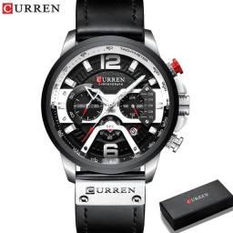Título do anúncio: Relógio masculino curren original