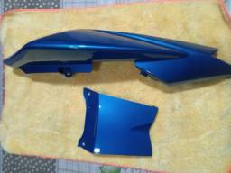 Rabeta Yamaha factor 125 azul claro raridade