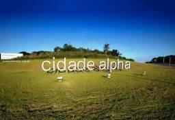 Título do anúncio: Terras Alphaville 3, 2 Lotes Poentes, Quitados e Próx. Clube. Vende Separado