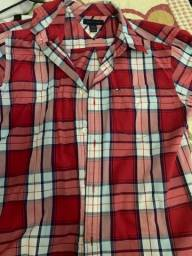 camisa Tommy Hilfiger nova