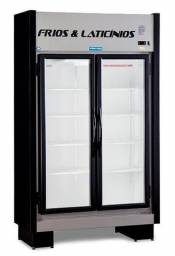 Título do anúncio: v-Expositor 2 portas frios e laticinios