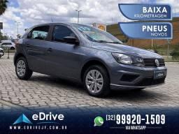 VolksWagen Gol 1.6 Flex 5p - IPVA 2021 Pago - 4 Pneus Novos - Financio - Troco - 2020