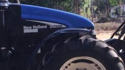 Título do anúncio: Trator New Holland TS 120