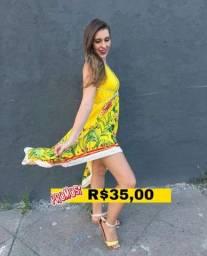 Título do anúncio: Vestido R$35,00
