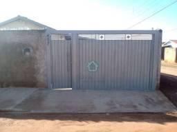 Casa no bairro Jd. Centenário para locação R$750,00.