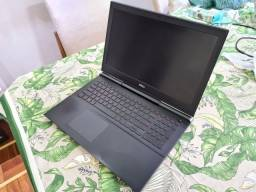 notebook gamer dell gtx 1050 16gb m2 240