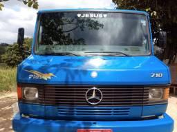 Mercedes 710 extra chama no Zap *30